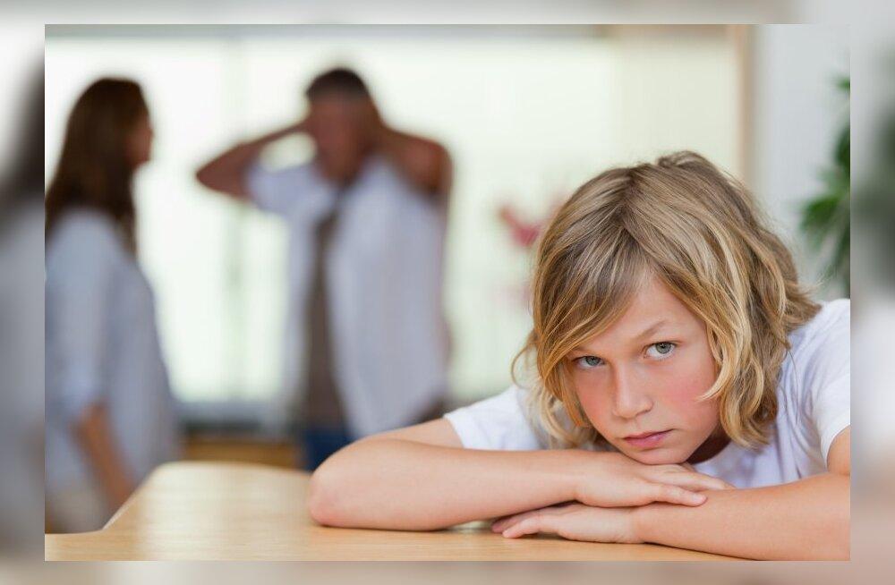 Tee kiire stressitest ja saa teada, kas sinu pereelus on vaja muudatusi teha