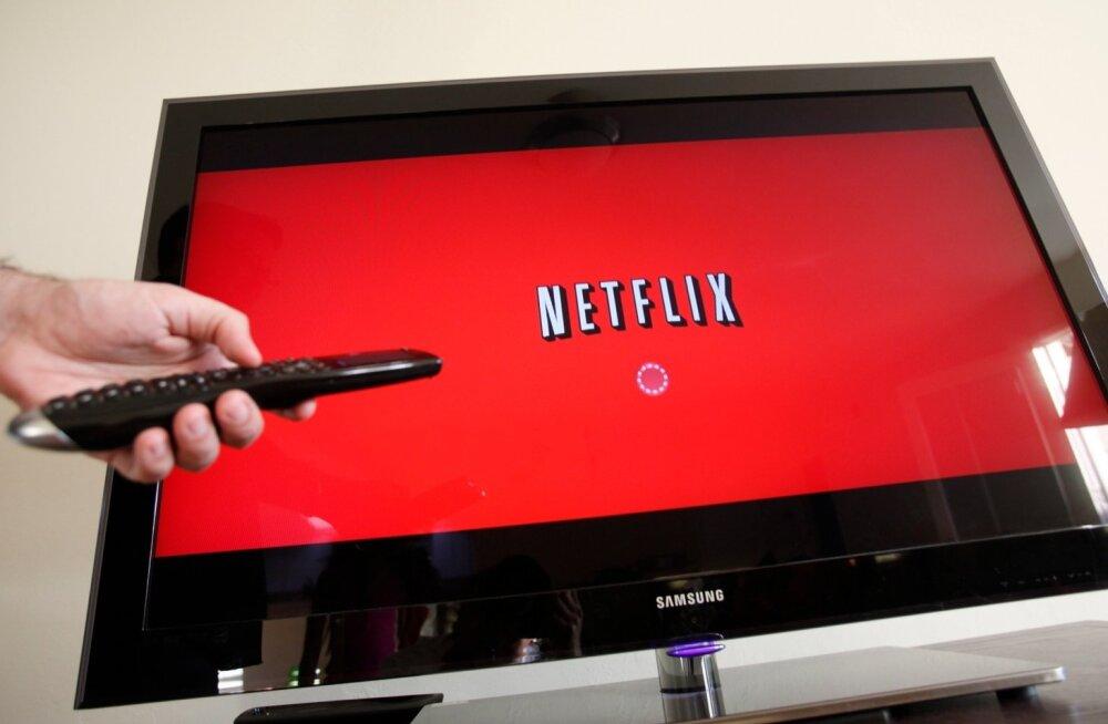 Netflixi kasutamine on lihtne. See on põhimõtteliselt nagu videolaenutus, aga veebipõhine.