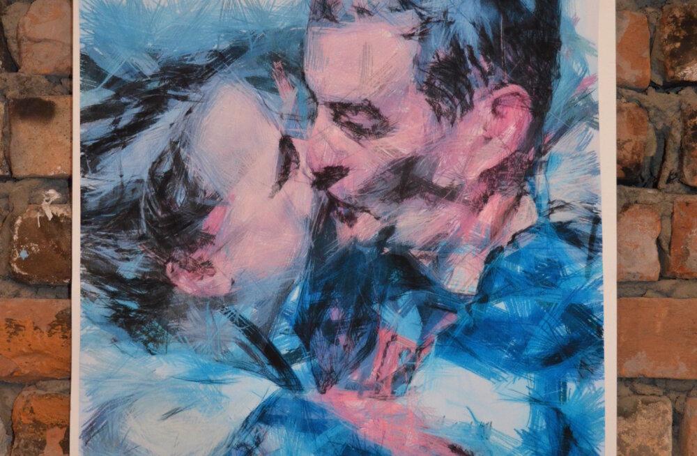 """В Таллинне пройдет выставка живописи Александра Лефбарда """"Созвездие Близнецы"""""""