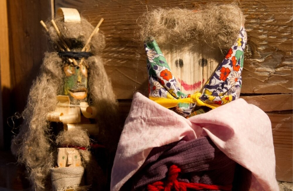 Jõuluküla.Vabaõhumuuseum