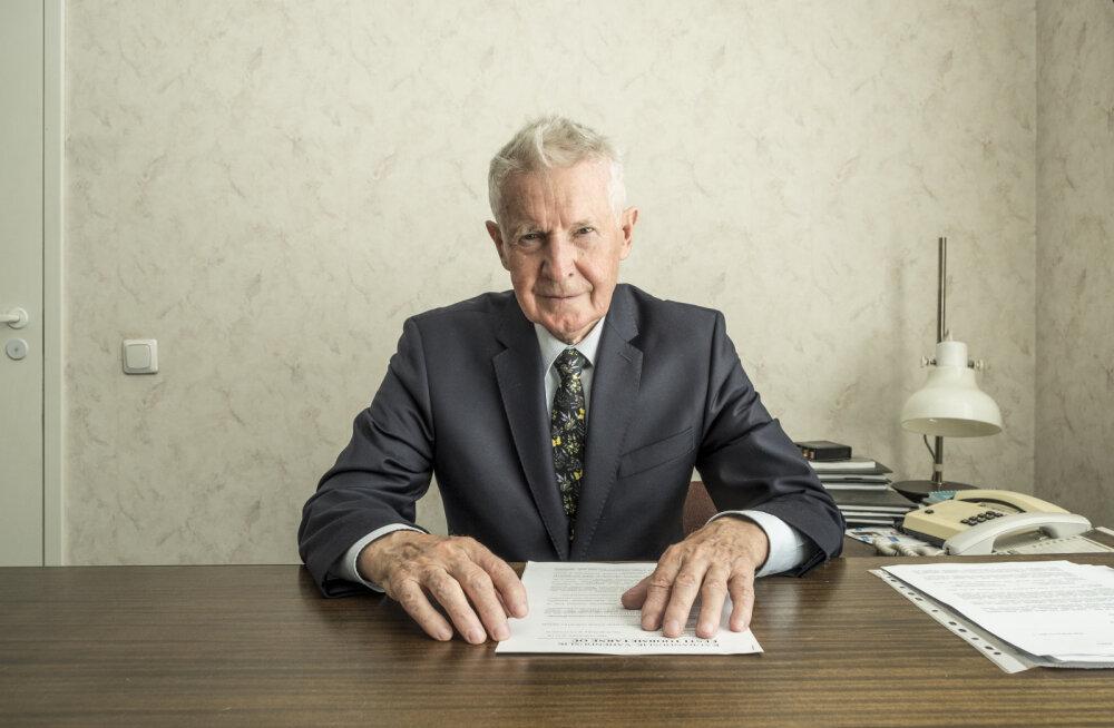 Jüri Kraft: juba meie elu ajal tehakse ajalugu häbematult ümber!