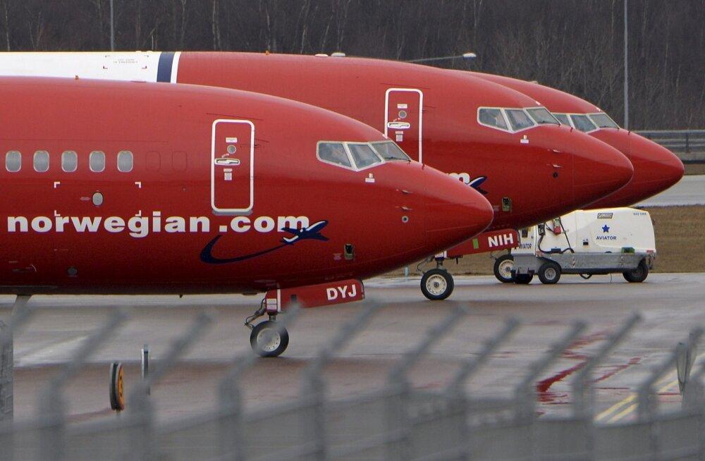 Norwegian Air ei kandnud raha üle otse pettunud kliendile, vaid vahendajale.