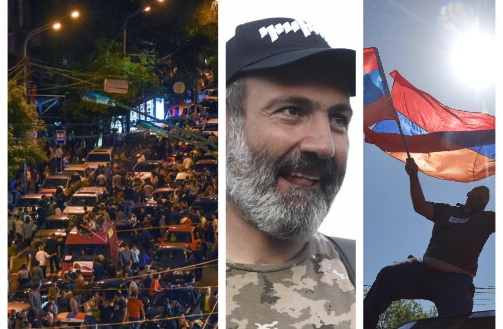 Toomas Alatalu: kes on poliitvõlur Nikol Pashinjan ja mida ta võib saavutada?