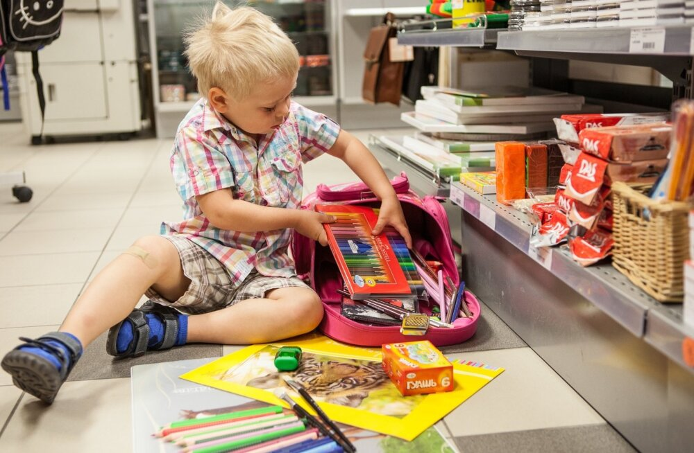 Koolitarbed võivad osutuda küllalt hinnaliseks.