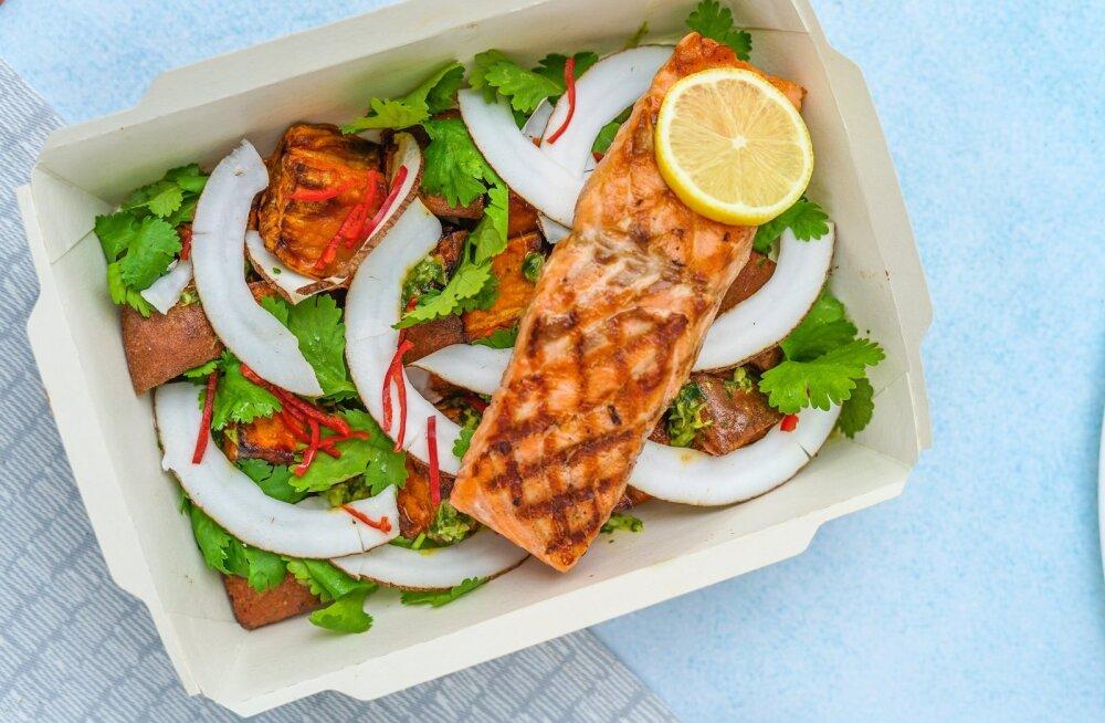 Üks oluline asi, mis su toidulaualt su hea tervise nimel puududa ei tohi