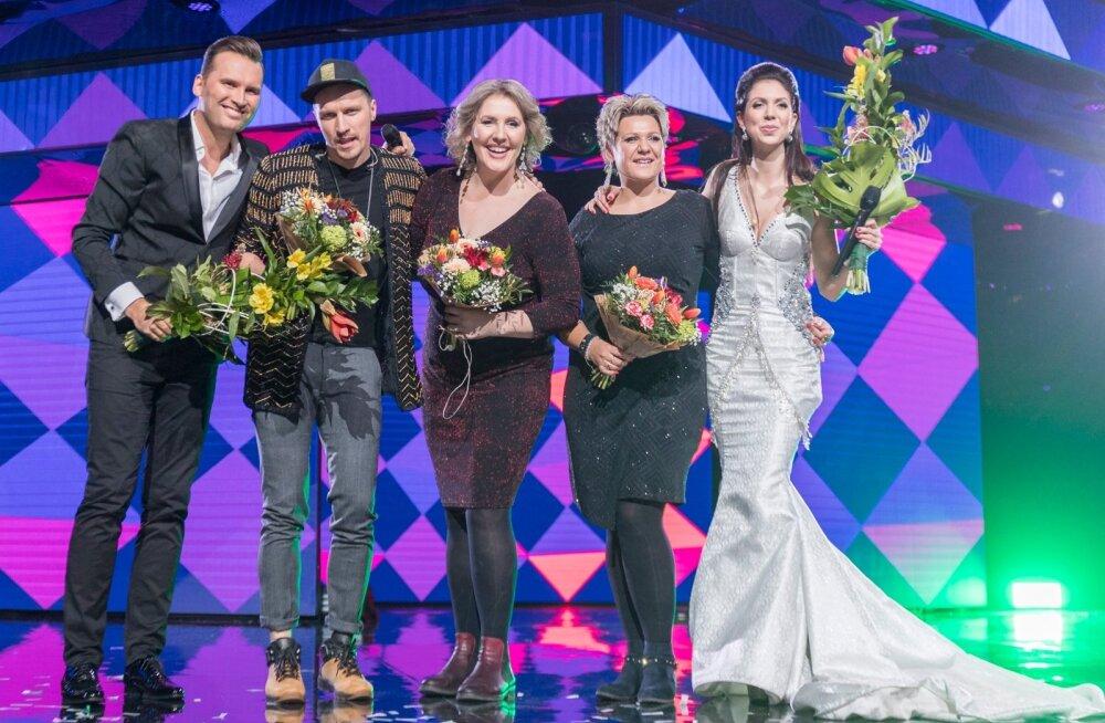 LÕPUKS TEADA: Koit ja Laura said Eurovisioni poolfinaalis õige magusa järjekorranumbri