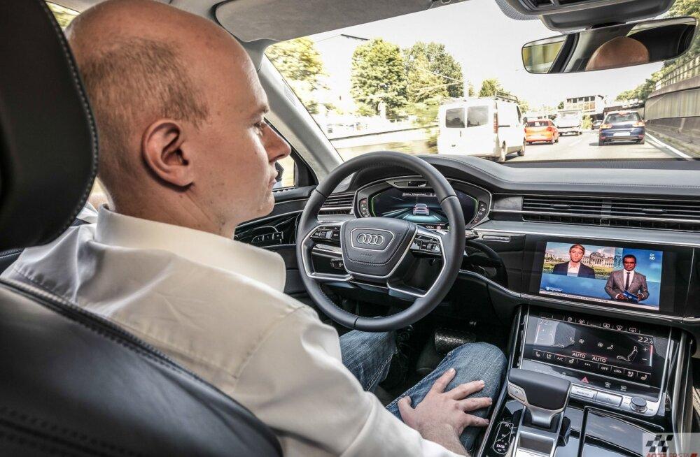Uuring: isejuhtiva auto püsivarustusse tuleks lisada oksekott