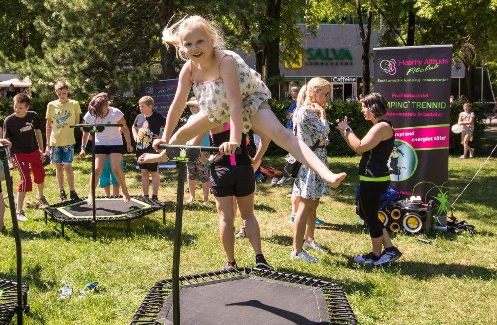 Lastekaitsepäeva puhul pakuvad lastele tegevust mitmed omavalitsused ja asutused.