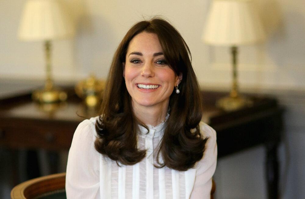 Üllatav põhjus, miks hertsoginna Catherine kunagi küüsi ei värvi