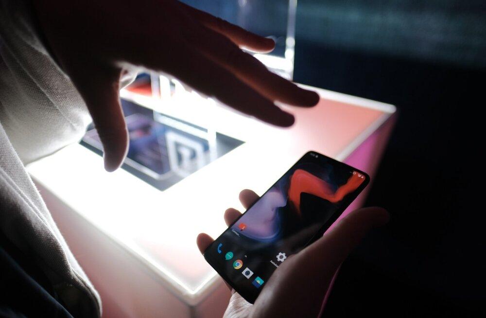 Ei peagi paar aastat ootama: OnePlus teeb juba 5G telefoni