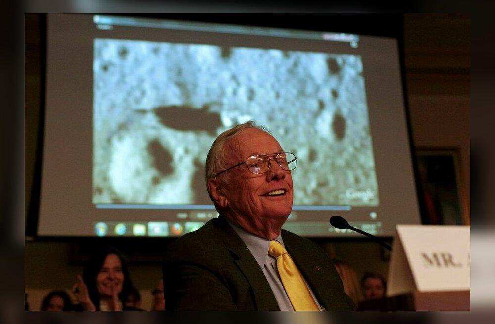 Neil Armstrong: Kuu peale jõudmise šanss oli 50–50