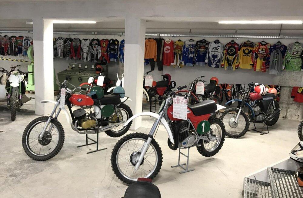 Музей моторного спорта открыт для посетителей