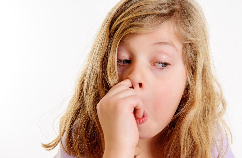 Teadlased kinnitavad: nina nokkimine ja ninakollide söömine on tervislik