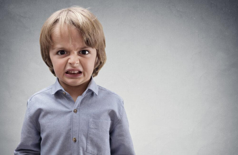 Laps lööb — kümme viisi, kuidas probleemile lahendus leida