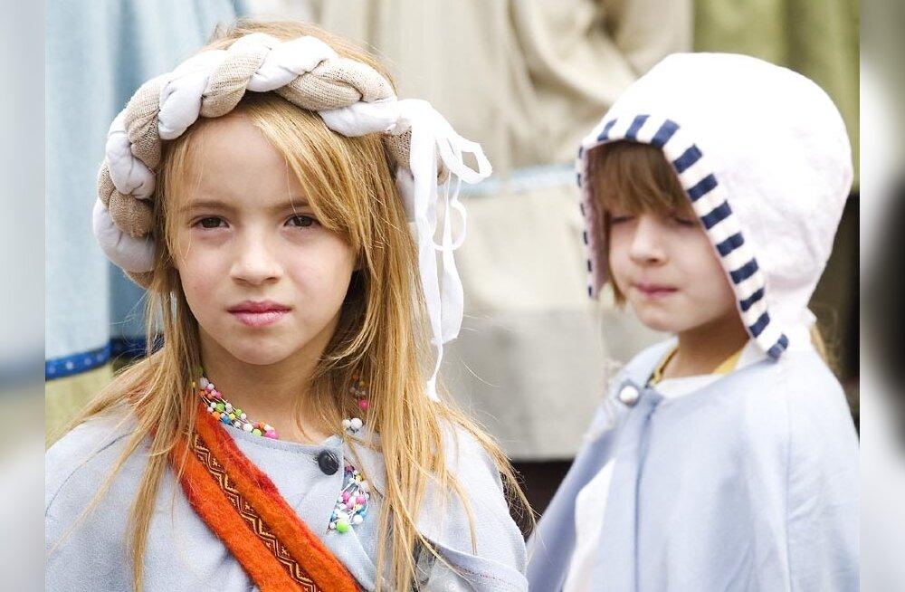Tallinna vanalinnas algasid Keskaja päevad