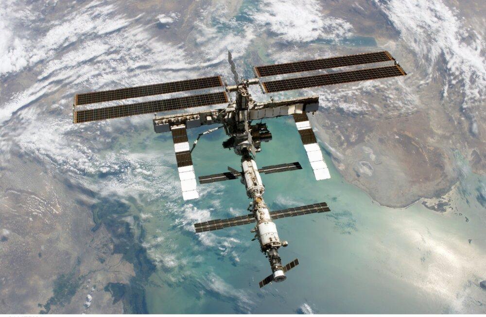 Rahvusvaheline kosmosejaam