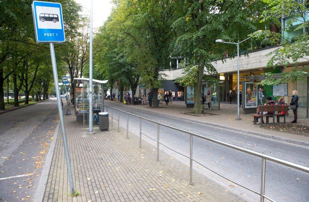Estonia bussipeatus