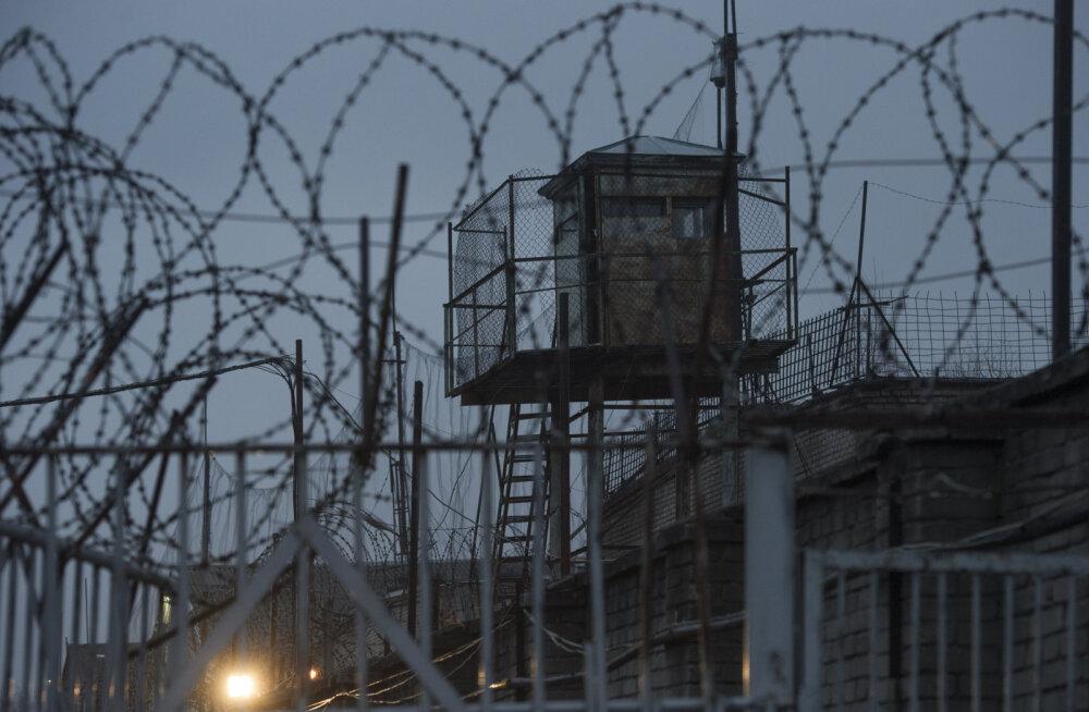 Россия - лидер по числу заключенных среди стран Европы