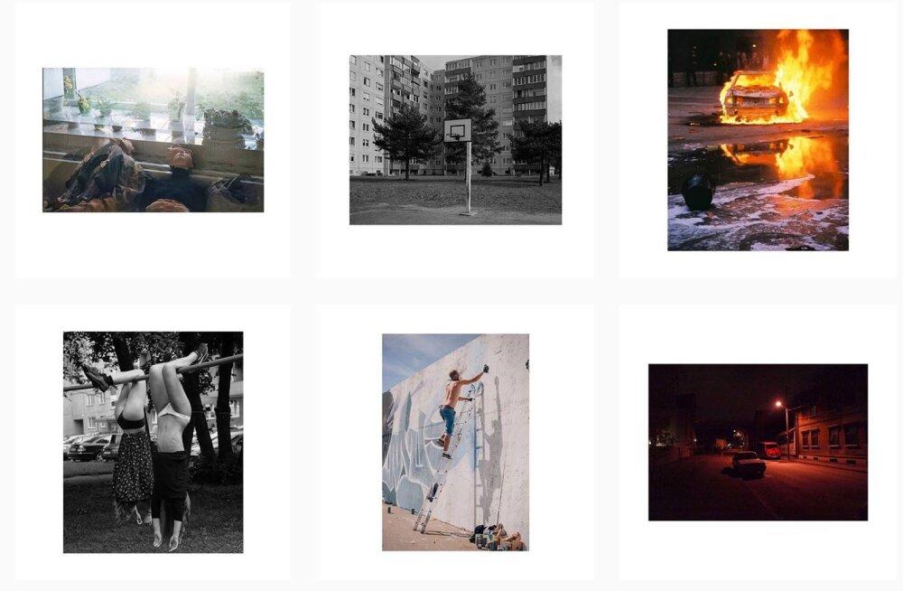 Уже сегодня! В Таллинне откроется выставка работ молодых фотографов