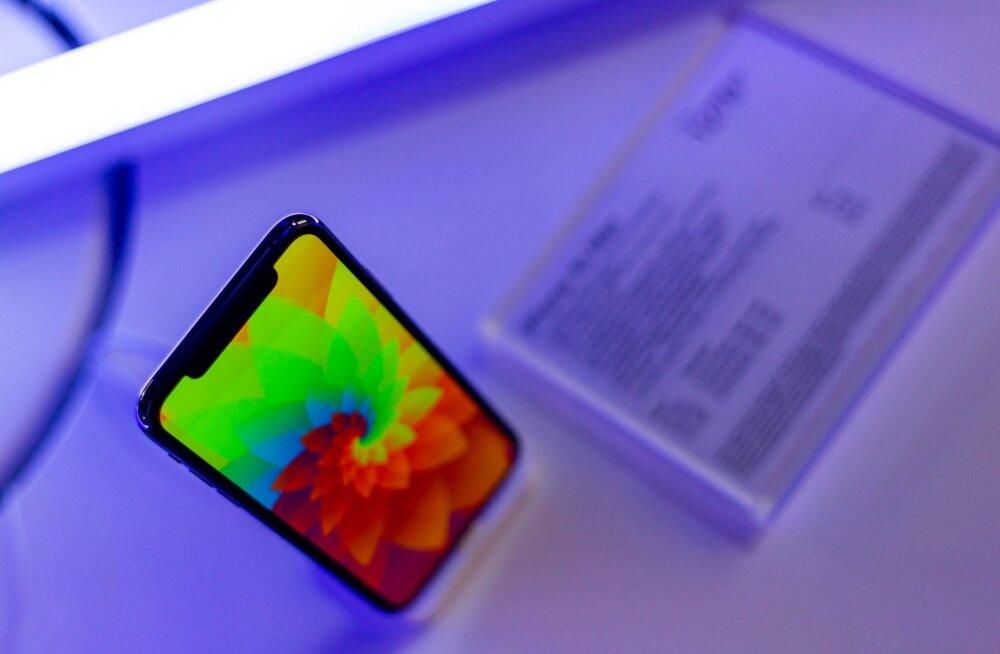Uued iPhone'id on Eestisse jõudnud