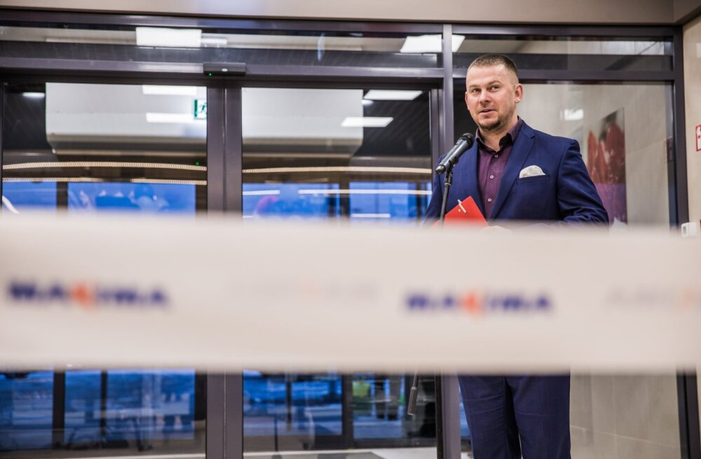 Новый глава Maxima Eesti: с клиентом надо общаться на подходящем ему языке