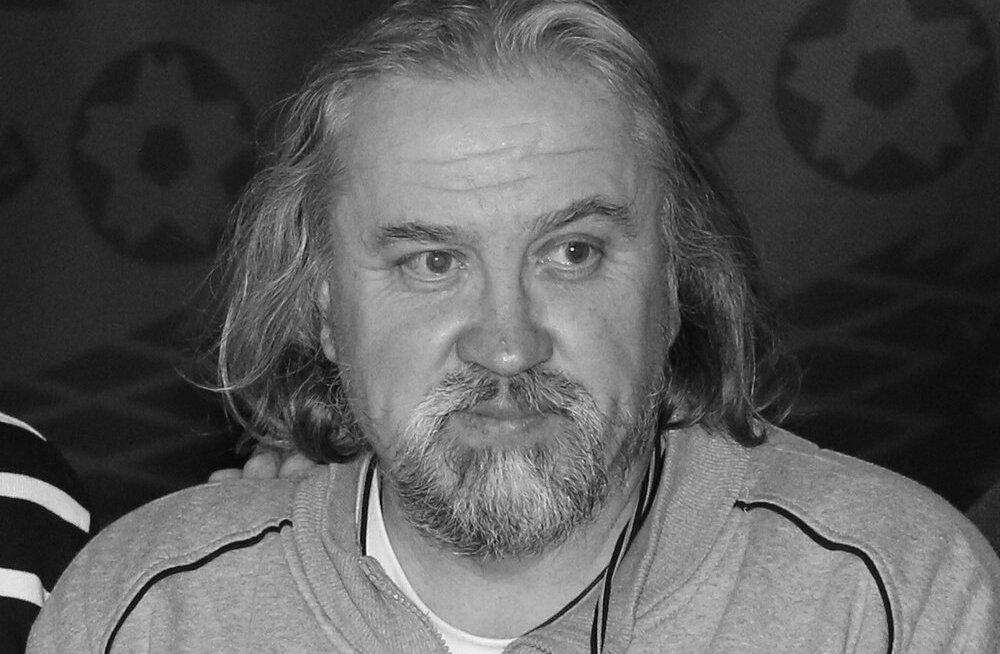 Raul Puri Eesti jalgpalli mälumängu meistrivõistlustel 14. detsembril 2017.