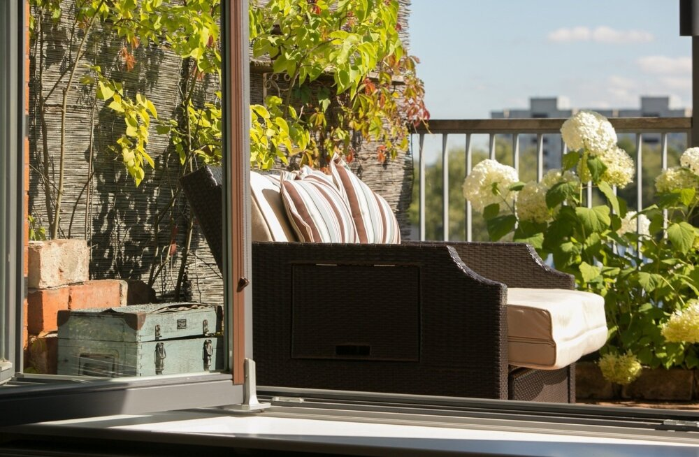 Дома слишком жарко? Мебель для террасы и сада сейчас почти до 70% дешевле