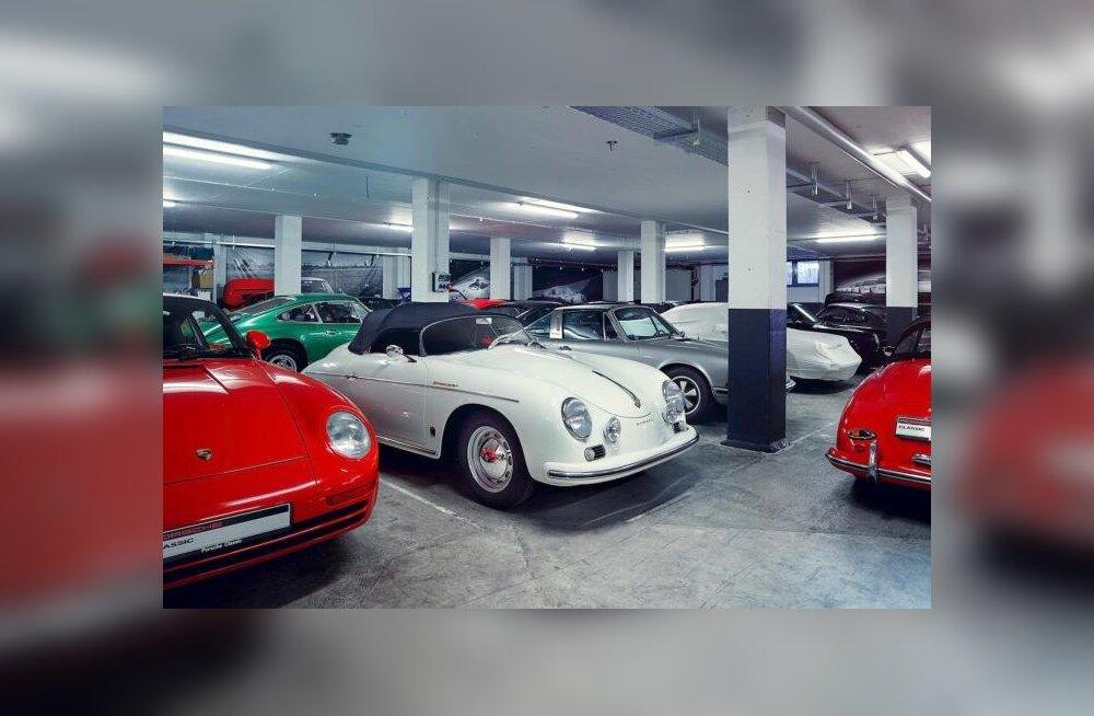 Porsche klassikute haruldased varuosad tulevad edaspidi 3D printerist