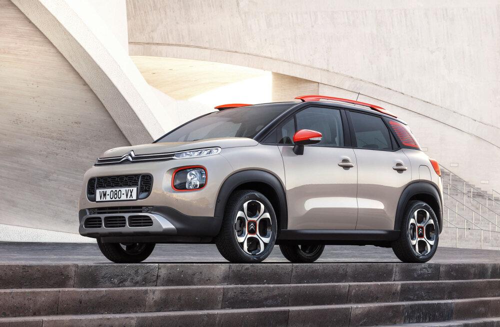 PROOVISÕIT | Veidi vallatu Citroën C3 Aircross