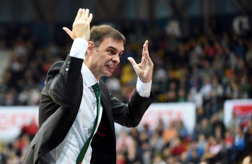 Georgios Bartzokasel ei ole lihtsad ajad