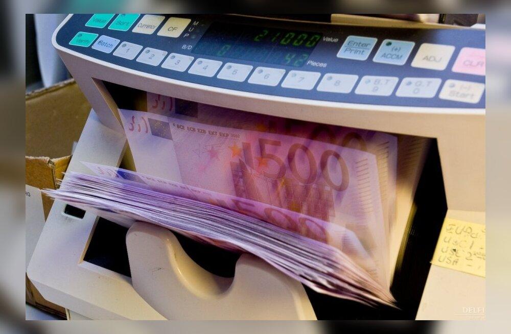Riigi Rahakoti 9 Kuud Vaata Millele Riigisektoris Enim Raha Kulus