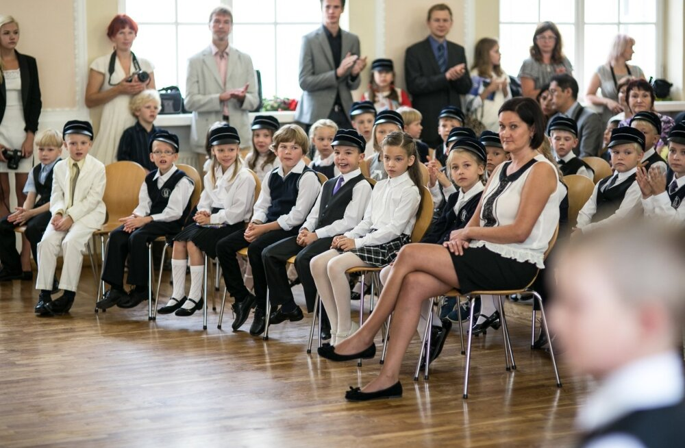 Минута на размышление: готов ли ваш первоклассник к школе