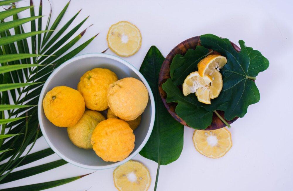 Kaheksa viisi, kuidas sidrunimahl langetab kaalu
