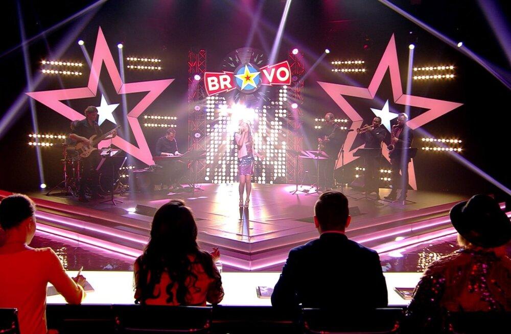"""Уже сегодня вечером: смотрите на Delfi трансляцию финала шоу ETV+ — """"BRAVO!"""""""