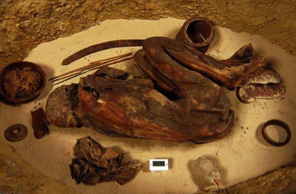 Iidne muumia tõestas esmakordselt, et Egiptuses tegeleti palsameerimisega ammu enne vaaraode aega