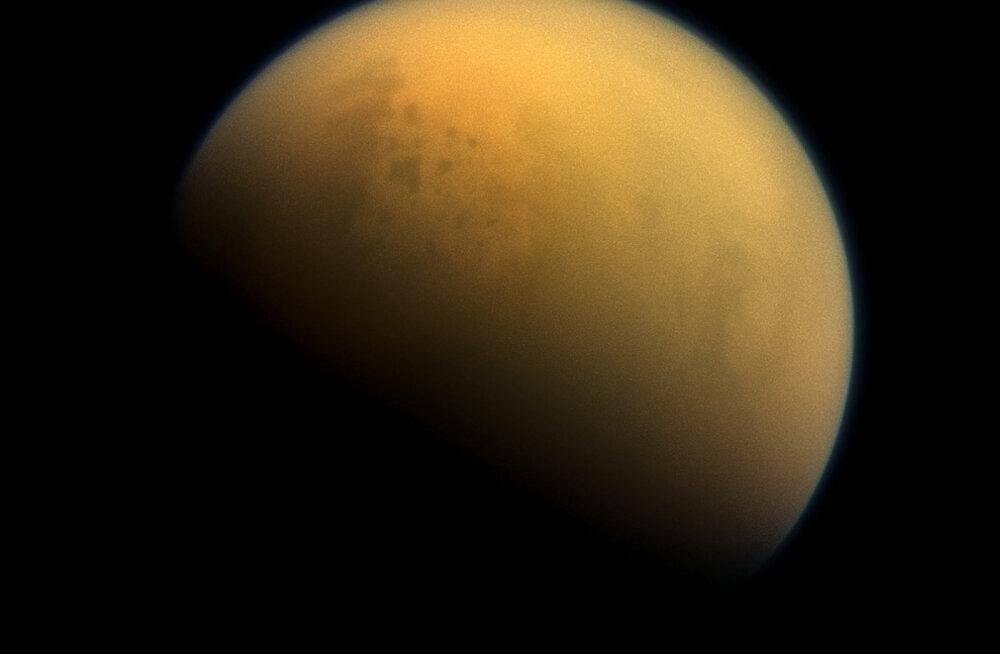Saturni kaaslase energiavarud võimaldaks seal ülal pidada miljonite inimestega kolooniat