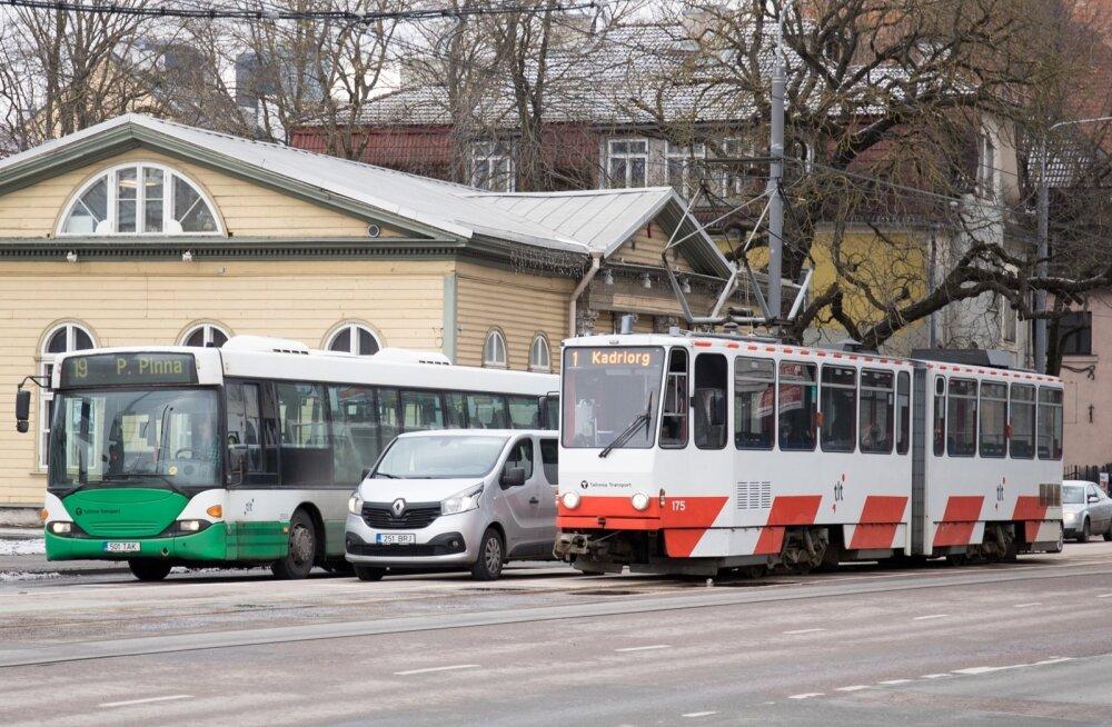 Miks on Tallinna bussid ülerahvastatud ja liinikorraldus pärit nõukaajast?