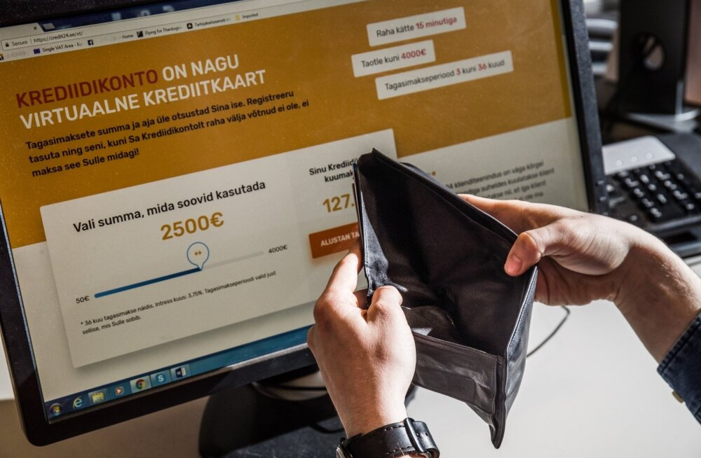 Tühja rahakotti laenuga täitma hakates ei tasu piirduda ainult paari-kolme taotlusega. Kiiruga tehtud otsus võib hiljem kauka veelgi kõhnemaks kuivatada.
