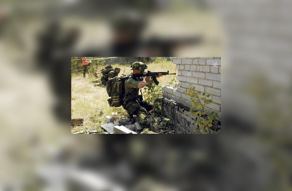 Kaitseliidu rühm osaleb Põhjala lahingugrupis