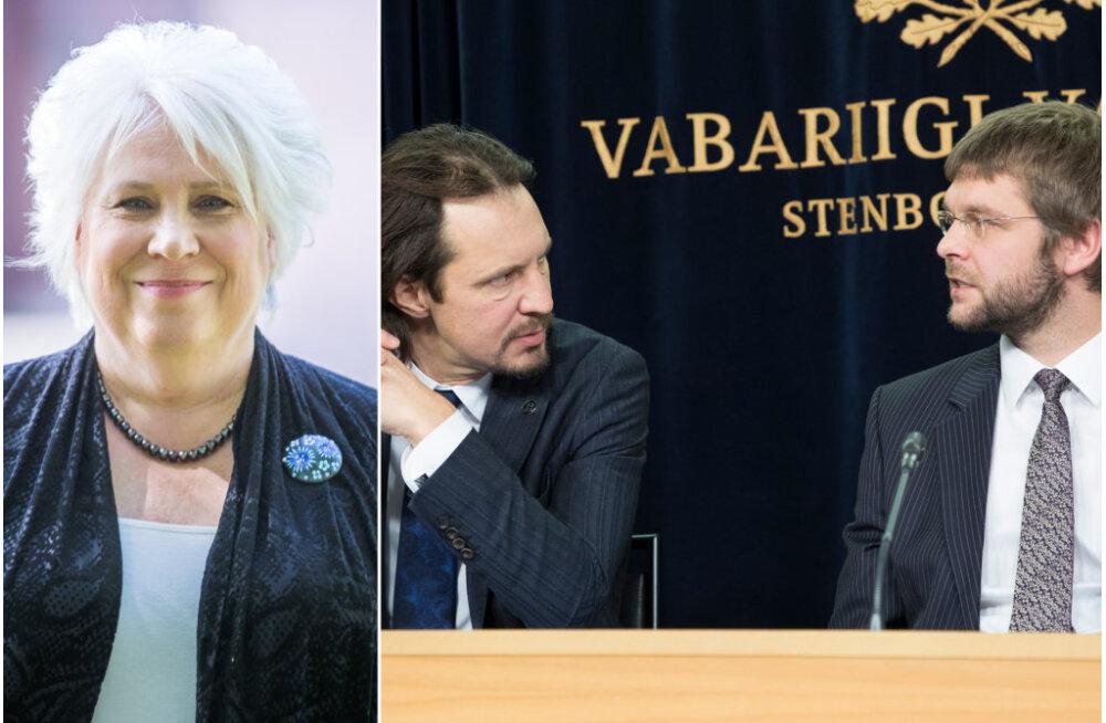 HÄÄLETA | Ossinovski, Saar, Kaljurand või keegi muu: kes sobiks sotside etteotsa?