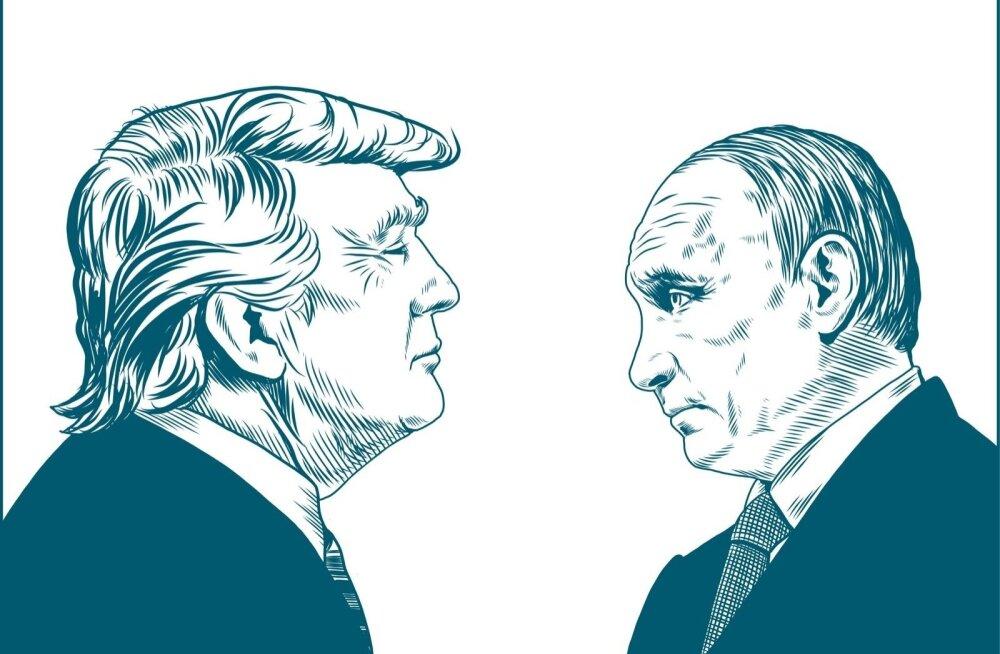 """""""Трамп продаст своих союзников"""". Эстонские политики рассуждают, чего можно ожидать от встречи Трампа и Путина"""