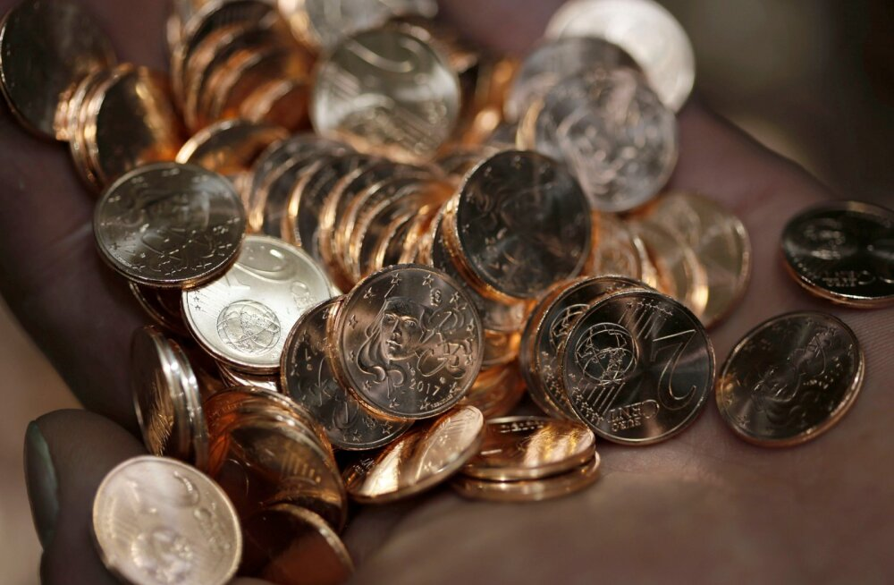 Eesti Pank soovitab kaaluda Eestis 1- ja 2-sendiste müntide kasutamise vähendamist