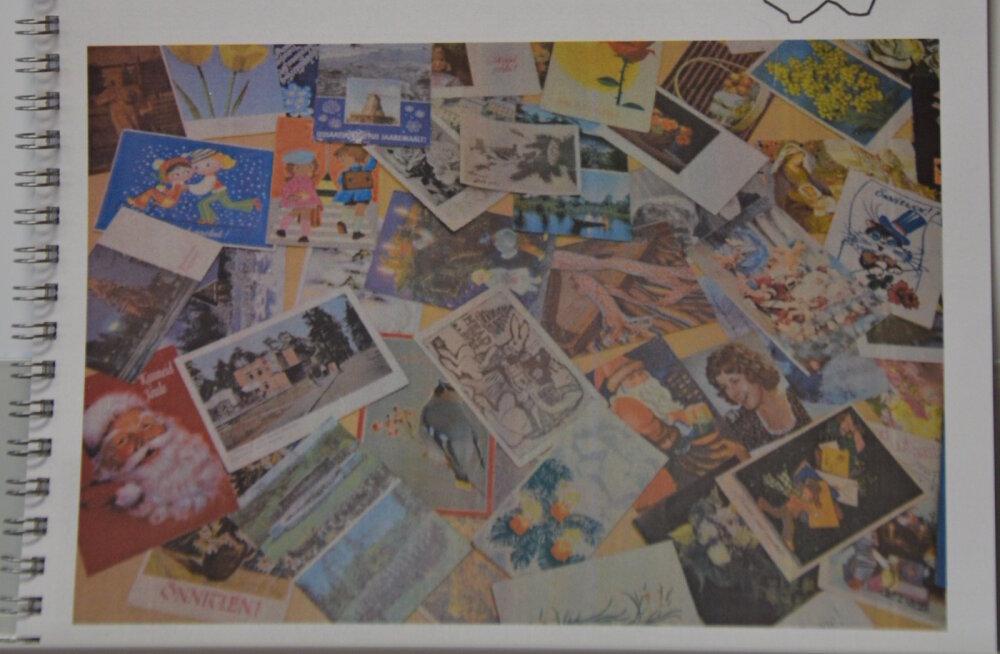История Эстонии в открытках