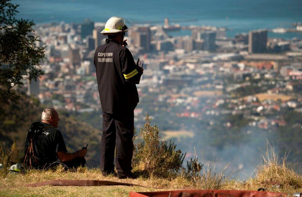 Kaplinna tuletõrjujad on väga mures piirkonnas süveneva veekriisi pärast.