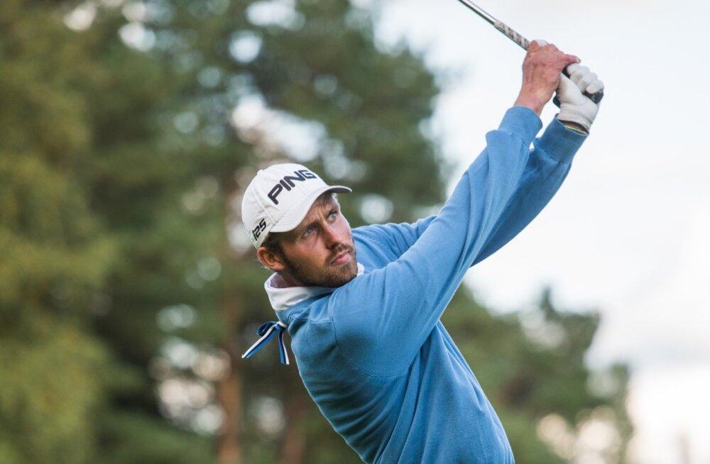Mark Suursalu lõpetas Taani golfivõistluse 12. kohaga