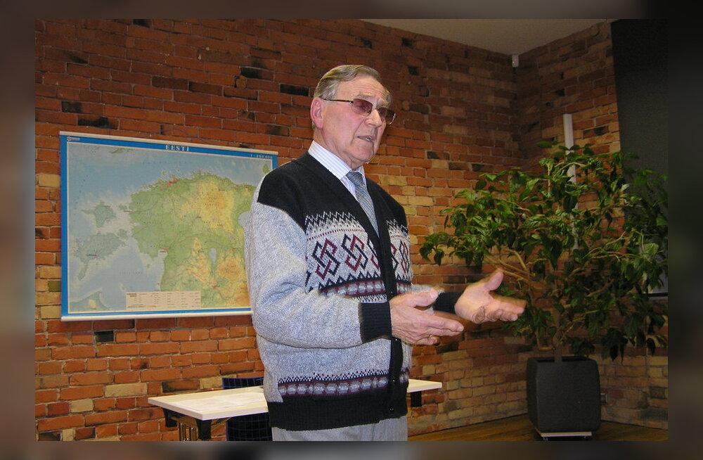 Poliitika neelas kogu aja: Märjamaal loengut pidanud paevana jutuga paeni ei jõudnudki