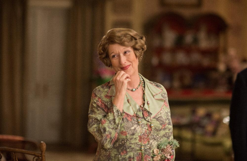 """Laulja ja näitleja Anne Velli Meryl Streepi filmist """"Florence Foster Jenkins"""": Väga raske juhus"""