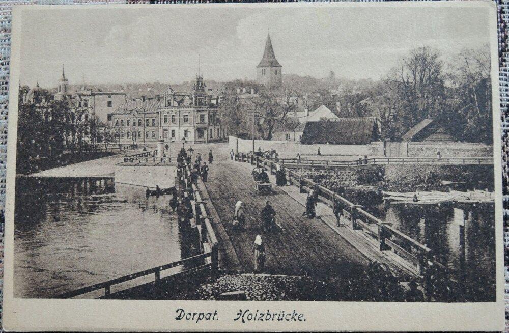 Jaak Juskega kadunud Eestit avastamas: lugu Tartu kõige vanemast sillakohast
