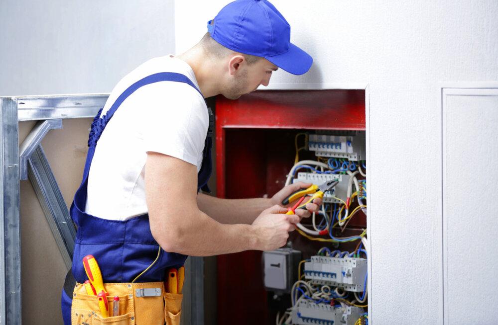 Käiduteenuse eesmärk on elektririkkeid ennetada, mitte tegeleda tagajärgedega