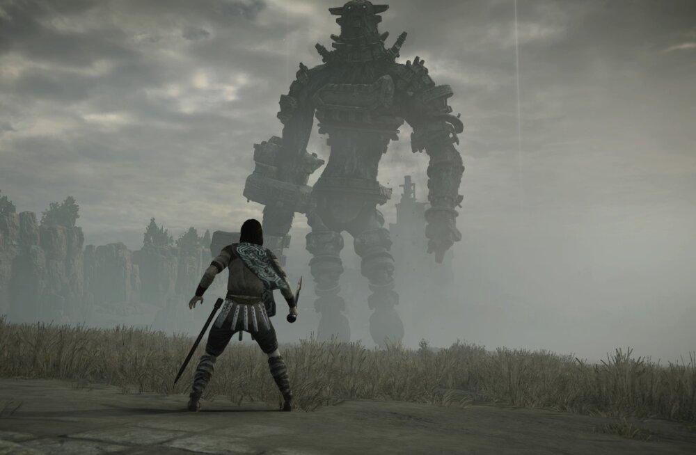 FORTE MÄNGUARVUSTUS | Shadow of the Colossus (PS4) – unustamatu suurmängu uuestisünd